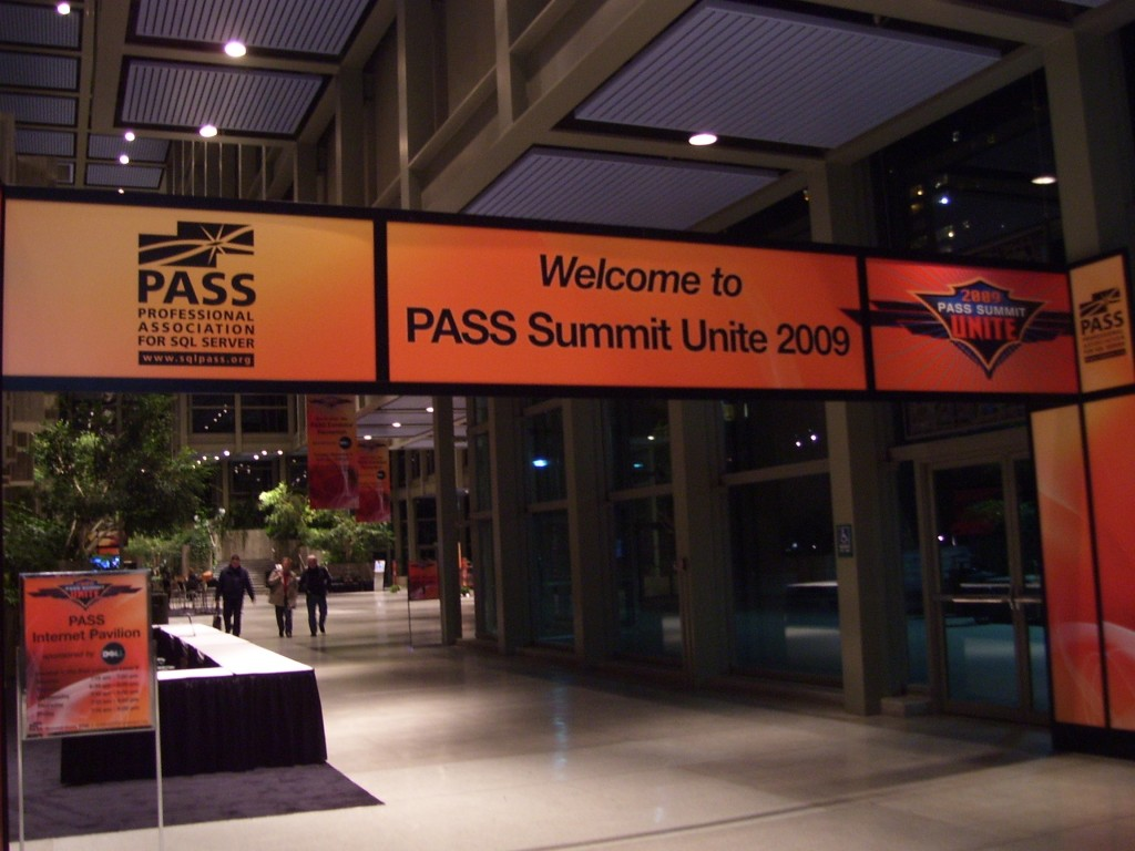 PASS Summit 2009